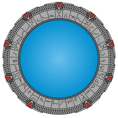 Computer generated Stargate