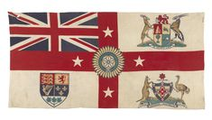 British Empire flag - National Maritime Museum