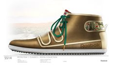b02327bc18e0 Reebok-Concepts by Wayne Russell at Coroflot.com Sneakers Sketch