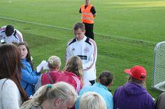 Danske Bank - Backstage w/ the Danish national football team.