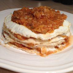 RECETA FITNESS/ Lasaña proteica para cenar - Fitfoodmarket
