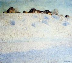 Snowdrifts, 1904  Igor Grabar