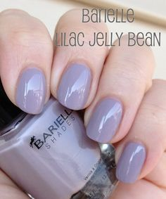 Barielle Lilac Jelly Bean - click thru to see the rest of my favorite purple polishes from 2013!