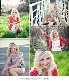 Top and bottom left : ) #senior #portrait #photography