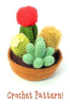 Cactus Crochet pattern, Amigurumi Cactus, Cactus amigurumi pattern, crochet Cactus doll, Amigurumi, Cactus toy  #crochetdoll #crochetpattern #amigurumi #handmade;