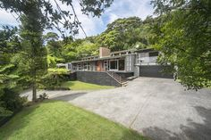 Secluded Mid Century Modern Masterpiece | Trade Me Property