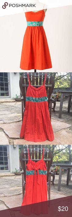 Anthropologie dress sz 2 EUC Anthropologie Edme & Esyllte Graphical dress. Size 2. Has pockets. Side zip. Anthropologie Dresses Mini