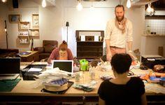 Coworking Space - The Crafties, Hong Kong, China