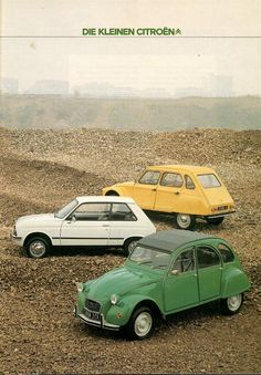 The fantastic Citroen pages 2cv6, Citroen Car, Car Advertising, Car Car, Old Cars, Cars Motorcycles, Vintage Cars, Classic Cars, Icons