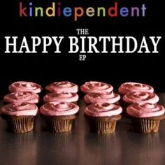 Great kids birthday songs that won't drive you crazy, from awesome kindie artists like Recess Monkey and the Not-Its.