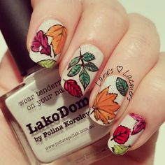 picture-polish-lakodom-barry-m-gelly-autumn-leaves-nail-art