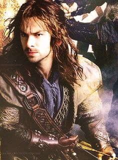 Oh lord have mercy. Every time I see the Hobbit I need to just stare at him for several more hours.