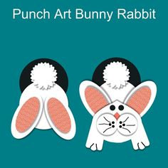 Punch Art Bunny-001