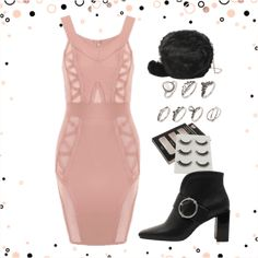 Let's party in this cute outfit. #party #partyoutfit #dress #Zaful #clothing #style