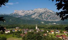 puch bei hallein, austria