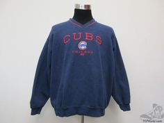 Lee Sport Chicago Cubs Crewneck Sweatshirt sz XL Extra by TCPKickz #chicagocubs #cubs #chicago #tcpkickz