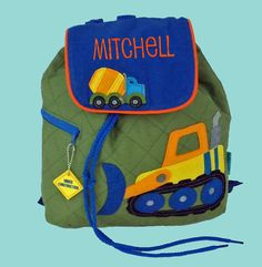 Personalized Stephen Joseph Backpack by DeerpathDesigns on Etsy, $23.95