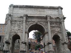 Arco de Septimus Severus - Itália