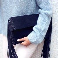 DIY sac à franges