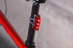 Review: Topeak Redlite Aero USB rear light | road.cc
