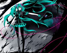 Vocaloid Hatsune Miku wallpapers