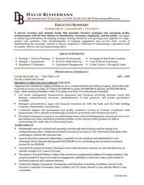 another executive sample resume executive resume resumewriters