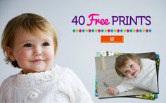40 FREE Photo Prints from York Photo! {+ s/h} #photography