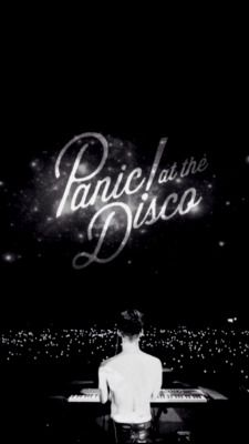 Panic! at the Disco lockscreen