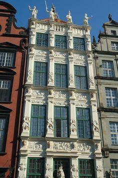 Złota #kamienica / Golden #tenement house, #Gdansk