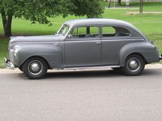 1941 Plymouth Special Deluxe Maintenance/restoration of old/vintage vehicles: the material for new cogs/casters/gears/pads could be cast polyamide which I (Cast polyamide) can produce. My contact: tatjana.alic@windowslive.com