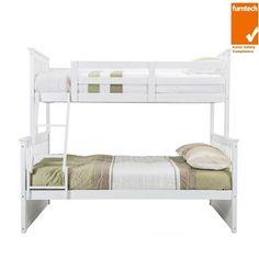 Trio Bunk Beds, Bunk Bed Designs, Mattress, Furniture, Home Decor, Decoration Home, Room Decor, Home Furniture, Interior Design