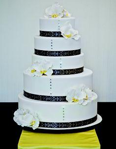 1000 idées sur Gâteaux De Mariage Au Chocolat sur Pinterest  Roses ...
