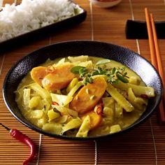 Möhren-Fenchel-Curry Rezept | LECKER