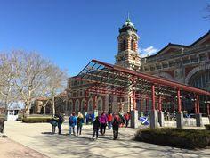 Le musée de l'immigration retrace l'histoire d'Ellis Island à New York.