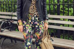 Street style from Atlantic-Pacific