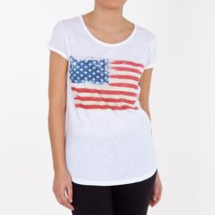 Flag T-shirt - NEW THIS WEEK - España