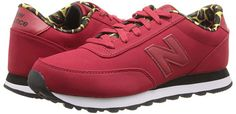 $69, Burgundy Athletic Shoes: New Balance Classics Wl501 High Roller. Sold by Zappos.