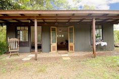 The Tin Shed - Byron hinterland - Cabins for Rent in Nashua, New South Wales, Australia