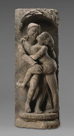 Loving couple (mithuna) [Orissa, India] (1970.44) | Heilbrunn Timeline of Art History | The Metropolitan Museum of Art