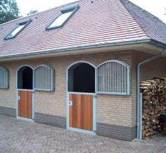 Double stable doors Sun panels