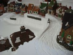 use hot wire for sleigh tracks