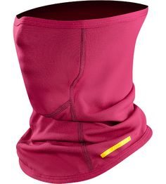Phase AR Neck Gaiter Anatomically shaped neck gaiter made with lightwight, moisture-wicking, Phase fabric.