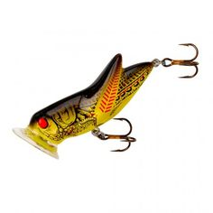 The Rebel Crickhopper Popper Fishing Lure is the first 'popping' critter of its kind. Just twitch it to make the Crickhopper pop across the water. Fishing Jig, Crappie Fishing, Fishing Tackle, Fishing Lures, Fishing Stuff, Topwater Lures, Tackle Shop, Bass Lures, Lure Making