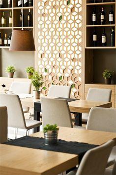 Restaurant Basilico - Sofia - Basilico food & drink - Sofia, Bulgaria - 2012 - Fimera Design Studio