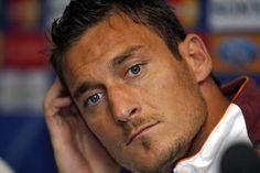 "Totti : ""Roma è una città accogliente, una città pulita e la difenderò sempre."""