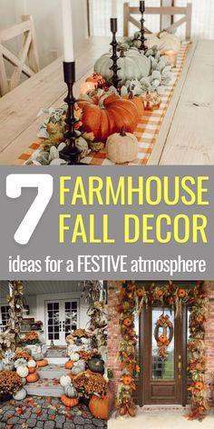 Fall Table Decor Diy, Fall Table Centerpieces, Fall Home Decor, Fall Decor For Porch, Hobby Lobby Fall Decor, Table Decorations, Porch Decorating, Decorating Ideas, Home Interior