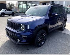 JEEP Renegade S-LIMITED 2,0 Mjt 9AT 4x4 | AUTOSYSTEM.CZ Jeep Renegade, Mazda, Volvo, Diesel, Vehicles, Automobile, Diesel Fuel, Car, Vehicle