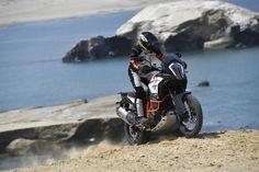 1290 Super Adventure R: KTM bietet Abenteuer für Ambitionierte - n-tv.de