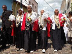 Brazil's Boa Morte Festival
