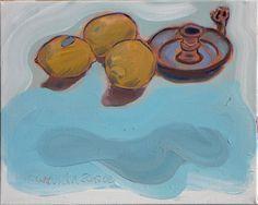 "Saatchi Online Artist Janusz Gałuszka; Painting, ""Spirit of Paul Gauguin"" #art"